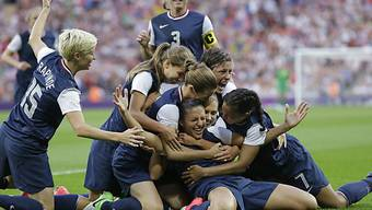 Viertes Olympia-Gold nach 1996, 2004 und 2008 für US-Girls