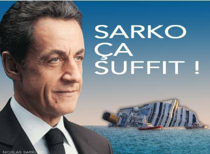 Die Parodie mit der «Costa Concorida»