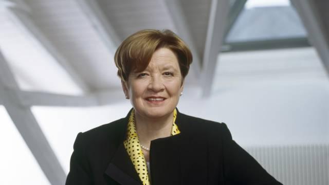 Soll Cembra-Money-Bank-VR verstärken: Monica Mächler (Archiv)