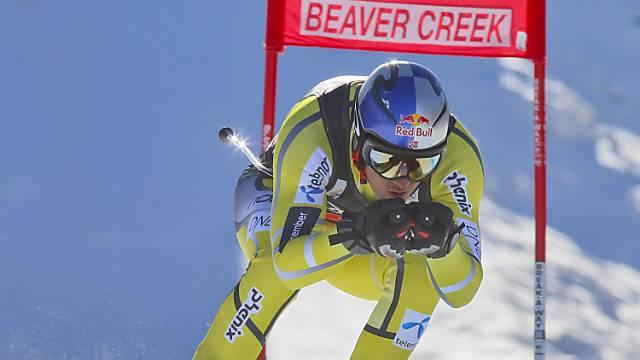 Aksel Lund Svindal Schnellster im Abschlusstraining.