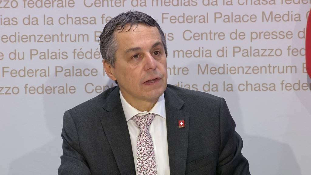 Das IKRK erhält einen Kredit von 200 Millionen Franken