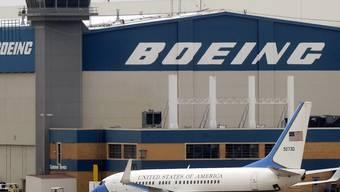 Das Boeing-Werk in Wichita wird geschlossen (Archiv)