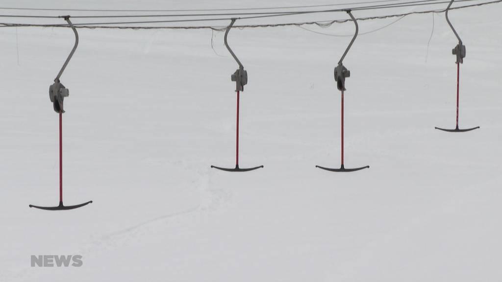 Solothurn: Ski-Lifte bleiben trotz Schnee ausser Betrieb