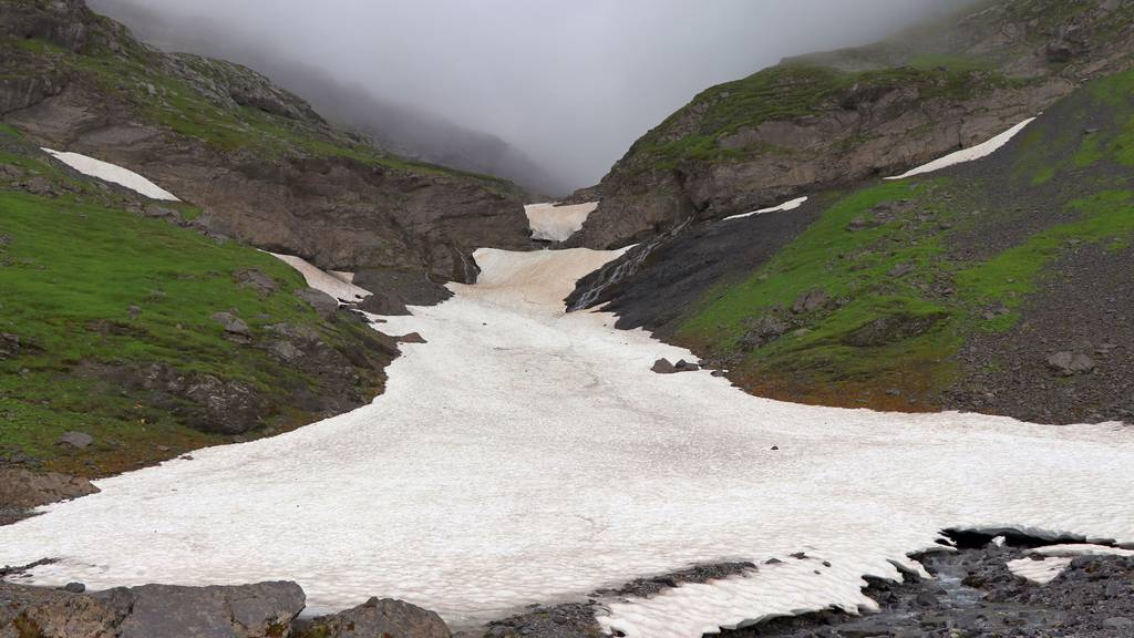 30-jähriger Wanderer stirbt bei Bergunfall in Elm