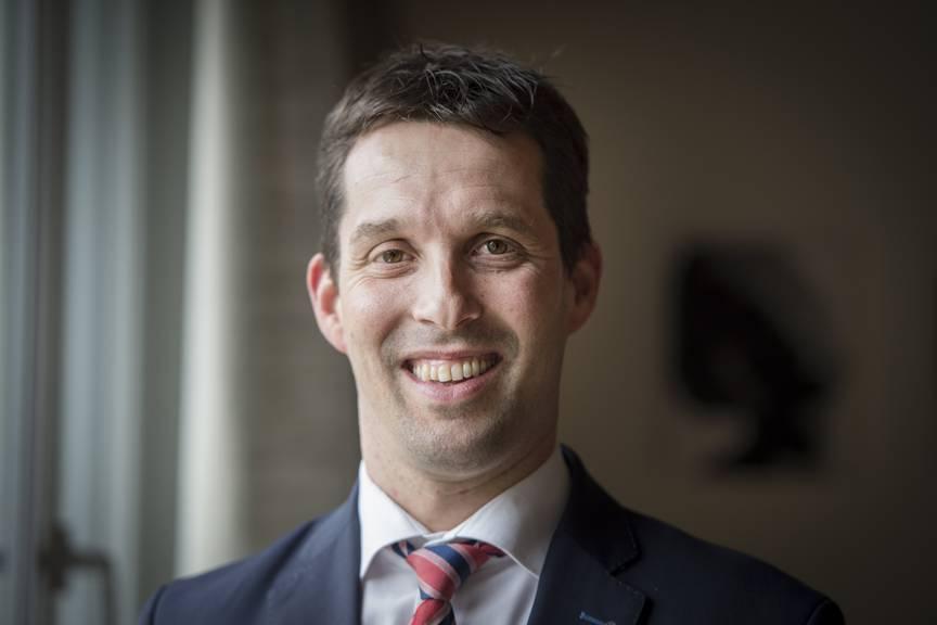 Der Tübacher Gemeindepräsident Michael Götte.