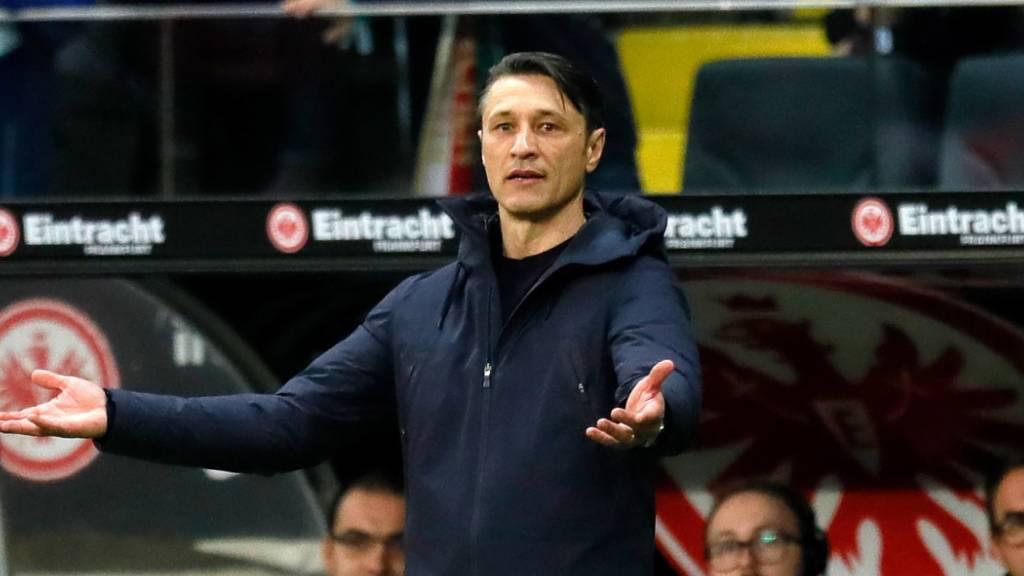 Bayern München trennt sich von Trainer Kovac