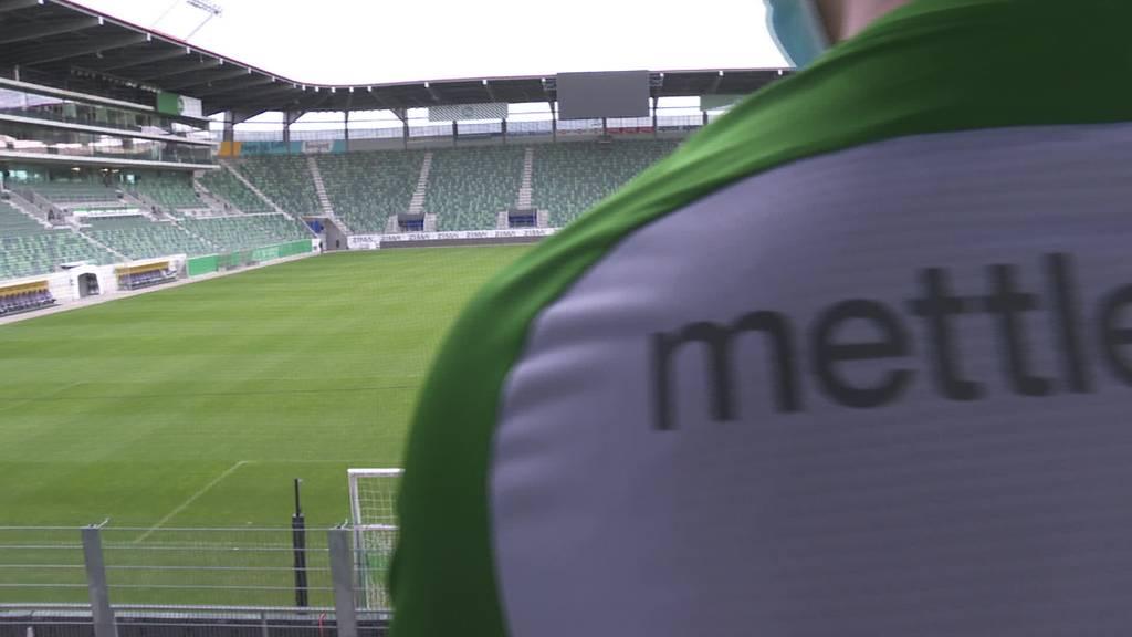 Zurück zur Normalität: FCSG bereitet sich auf mehr Fans vor