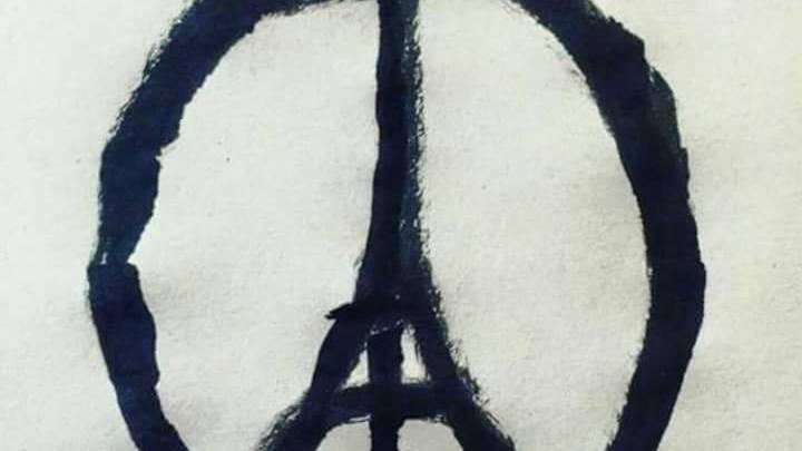 #PrayForParis - Die Welt zeigt sich bestürzt