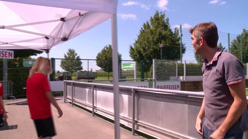 Cup-Kracher: FC Rapperswil-Jona empfängt den FC Sion