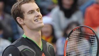 Vierter Turniersieg in dieser Saison von Andy Murray