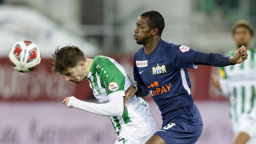 FC St.Gallen bringt sich selbst um Punkte