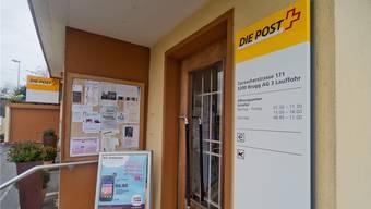 Die Poststelle in Lauffohr wird am 31. Dezember das letzte Mal öffnen.