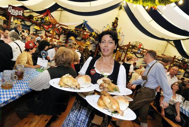 ... wird auch für ein Oktoberfest...
