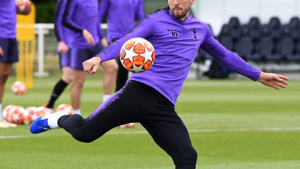 Harry Kane steht nicht nur vor seinem Comeback für Tottenham im Champions-League-Final gegen Liverpool, sondern auch im englischen Nationalteam