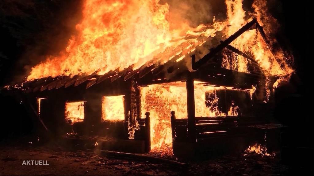 Feuerteufel von Merenschwand zu 48 Monaten Freiheitsstrafe verurteilt