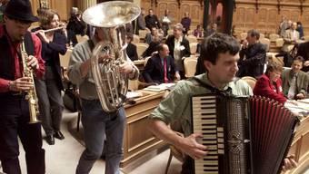 Welche Musik hören die Politiker am liebsten?