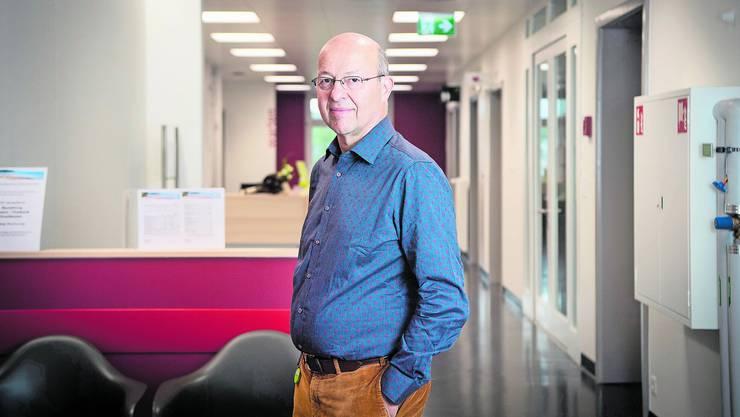 Pietro Vernazza Chefarzt Klinik für Infektiologie St.Gallen