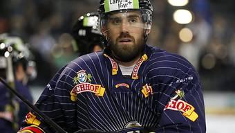 NHL-Star Henrik Zetterberg gab bei Zug einen geglückten Einstand.
