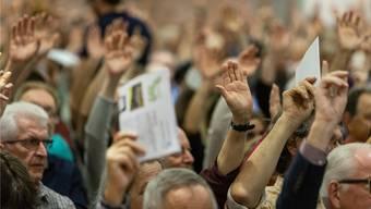 Die Steuervorlage von 2019 wurde vom Basler Volk angenommen. Darin, dass die Bürgerliche nun die Dividendensteuer sinken wollen, sehen die Linke ein Ignorieren des Volkentschieds. (Symbolbild)
