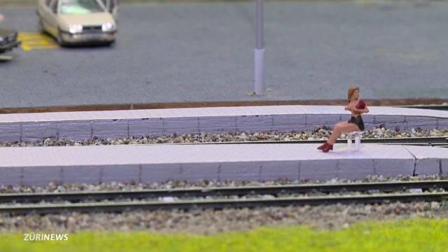 """""""Eisenbahn-Amateur"""" erfüllt Jungs-Träume"""