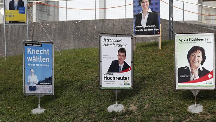 Nach den letzten Wahlen hat sich eine bürgerliche Mehrheit ergeben, die bis heute kaum richtig funktioniert hat.. (Symbolbild)