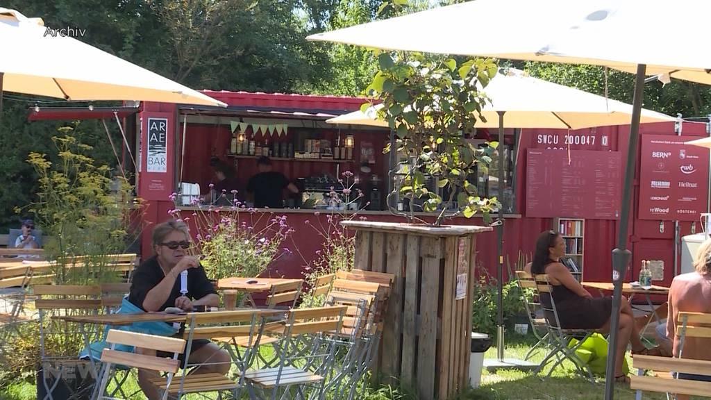 «Sur Le Pont» auf Kornhausbrücke eckt an: Restaurantbetreiber haben wenig Freude an Berner Pop-Ups