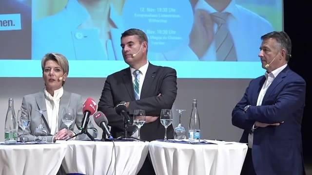 FDP-Bundesratsrennen: Welchen Kandidaten würden Sie wählen?