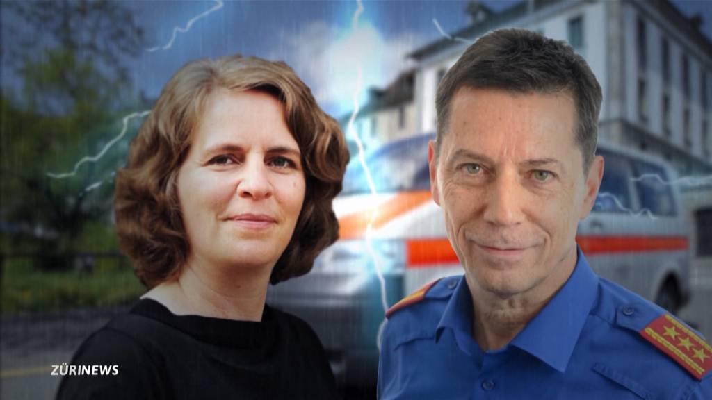 Debatte um Demo-Bewilligungen befeuert Kritik an Karin Rykart