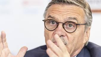 """""""Der WM-Entscheid liegt nicht bei uns"""": IIHF-Präsident René Fasel hält sich an die Weisungen der Behörden"""