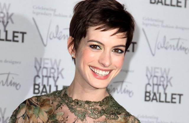 Hollywood-Star Anne Hathaway