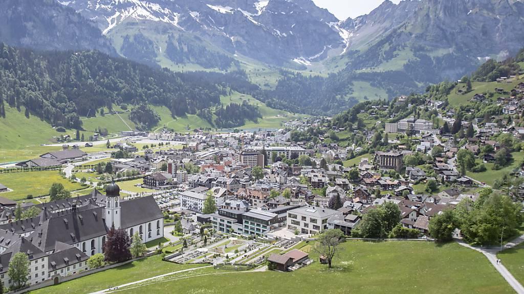 Engelberg und auch die anderen sechs Obwaldner Gemeinden wollen kein kantonales Bauamt. (Archivbild)