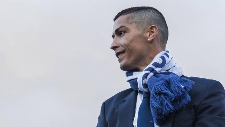 Cristiano Ronaldo - bester Fussballer der Welt, und Steuerbetrüger?