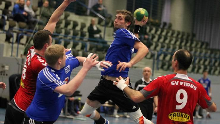 Luzi Tiefenauers zwei Tore in den Schlussminuten kamen zu spät.