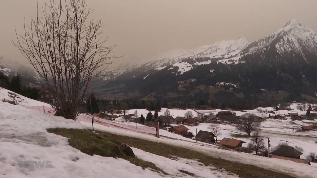 Grüne Sportferien in tiefergelegenen Skigebieten