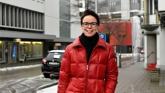 Setzt sich für die Grenchner Wirtschaft ein: Karin Heimann.
