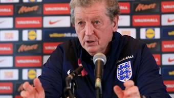 Roy Hodgson braucht noch Zeit, um sein EM-Kader zu benennen