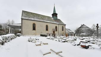 Die Dorfkirche St. Peter und Paul in Starrkirch-Wil ist die Älteste ihrer Art.
