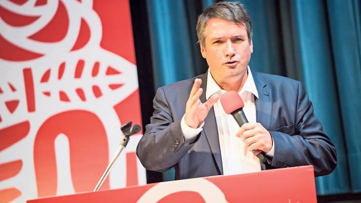 Seit 2008 präsidiert Christian Levrat die SP. Noch diesen Monat dürfte er seinen Rücktritt einreichen.