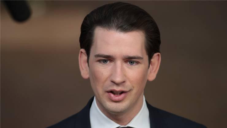 Sebastian Kurz, 32, Überflieger: Der österreichische Polit-Superstar trat mit gerade mal 27 Jahren das Amt als Aussenminister an und wurde mit 31 zum Bundeskanzler gewählt. Er ist der jüngste amtierende Regierungschef der Welt.