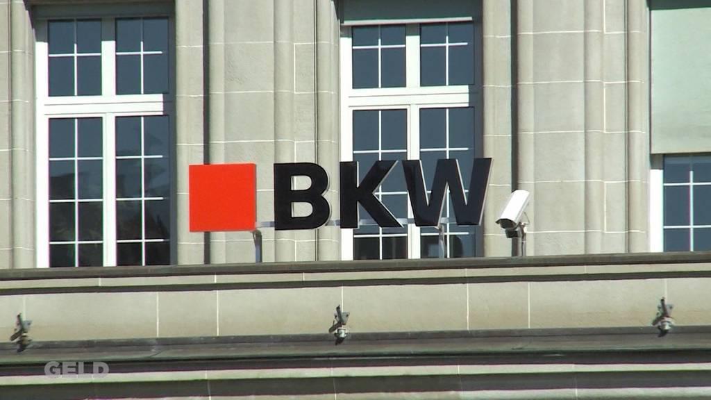 Gewinnprognose BKW / Profit Pensionskassen / Frankenschock SNB