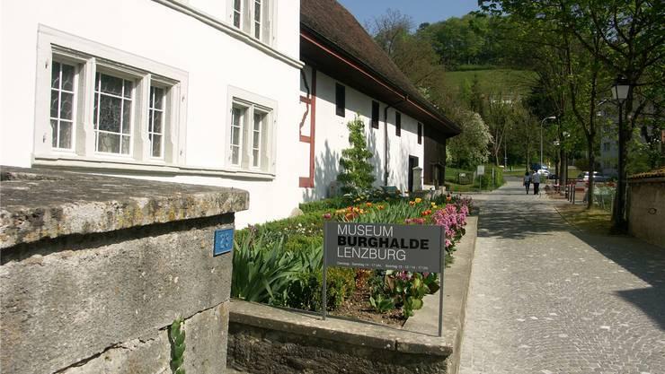 Das Museum Burghalde kann erneuert werden.