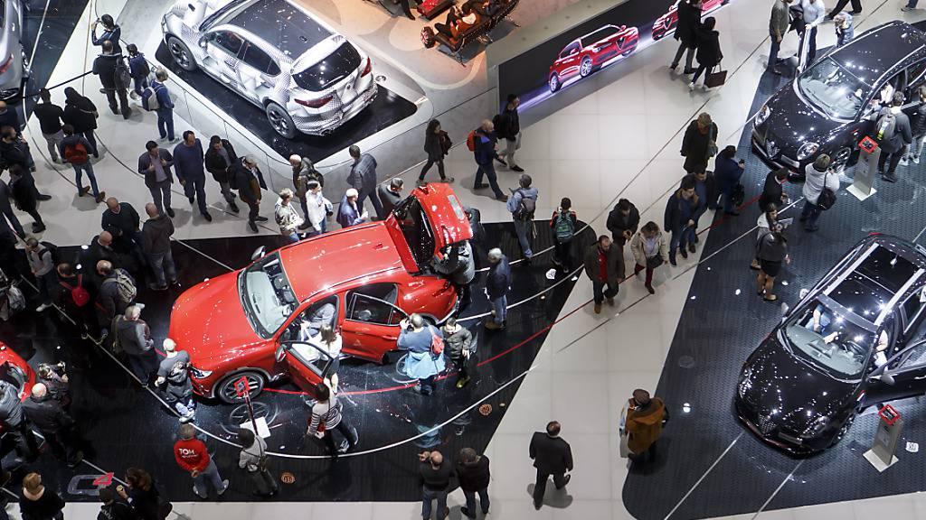Genfer Autosalon will im Februar 2022 mit neuem Format öffnen
