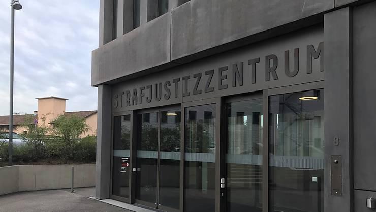 Das Strafjustizzentrum in Muttenz.