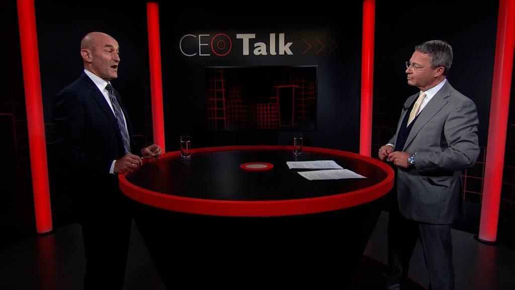 «CEO Talk» mit Lukas Winkler