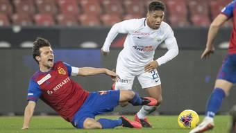 Das Spiel zwischen Zürich und Basel findet am Dienstag statt.