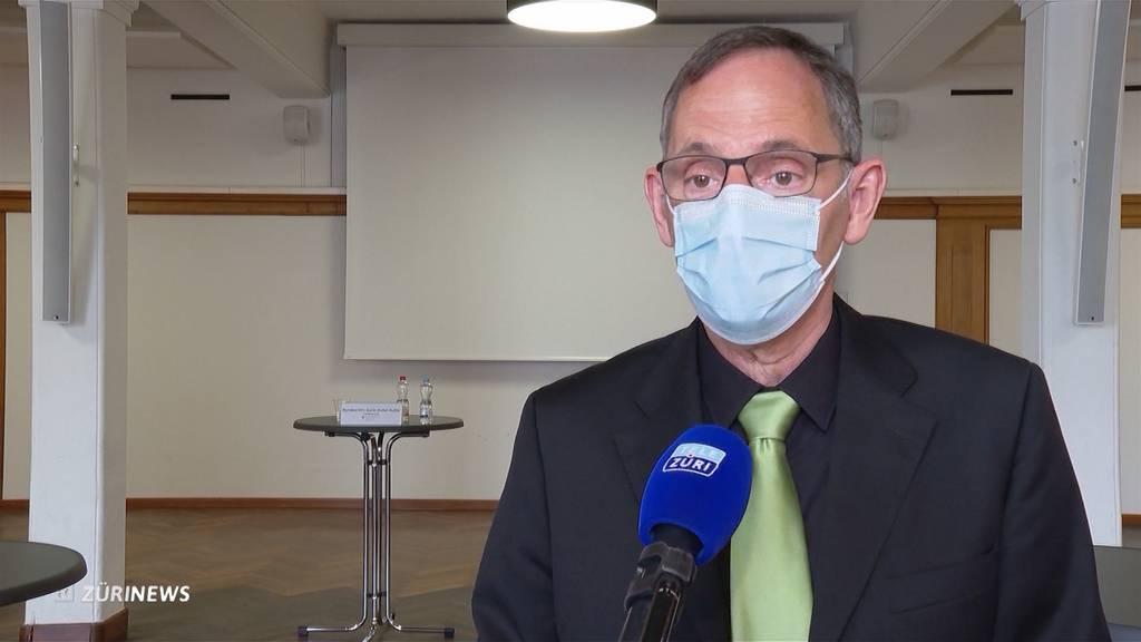 Zürcher Sicherheitsdirektor Mario Fehr engagiert sich für das Anti-Terror-Gesetz