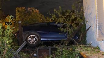 Schwerer Unfall in Rombach wegen 22-jährigem Lenker