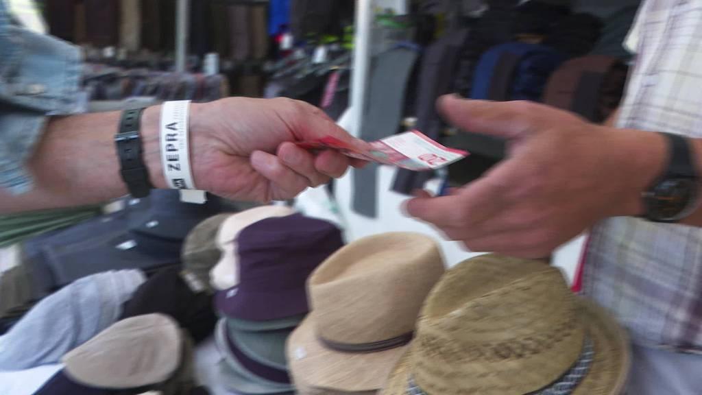 Überlebenskampf: Erster Ostschweizer Markt seit Coronakrise