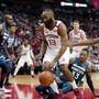 James Harden erreichte in der NBA die 20'000-Punkte-Marke