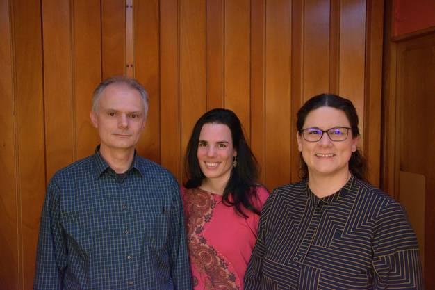 Als neue Mitglieder konnte die Harmonie Gerlafingen Zsolt Tary, Jeannine Camartin und Fabienne Müller aufnehmen.